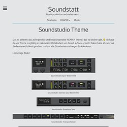 Soundstudio Theme
