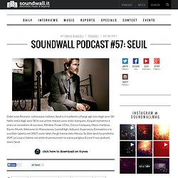 Podcast #57: Seuil