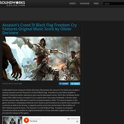 Assassin's Creed IV Black Flag Freedom Cry Features Original Music Score by Olivier Deriviere
