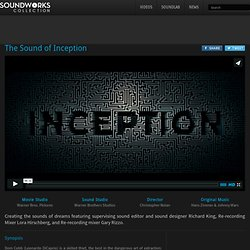 The Sound of Inception