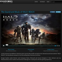 The Sound and Music of HALO: REACH