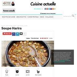 Soupe Harira, facile et pas cher