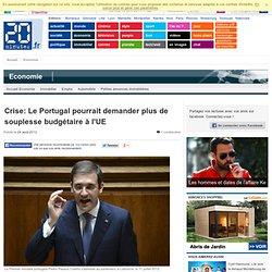 Crise: Le Portugal pourrait demander plus de souplesse budgétaire à l'UE