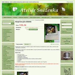 Souprava pro sítotisk - Ateliér Sněženka