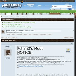 2.5]Pchan3's Mods, Airship, Sky Pirates & Steamboat. (SINGLE PLAYER)