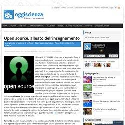 Open source, alleato dell'insegnamento