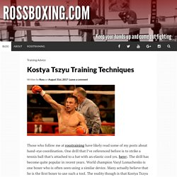 Your Top Source For Free Boxing Training Advice