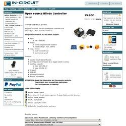 Unterputz Funk-Schalter für Rolläden, Garagentore, usw, In-Circuit Online Shop