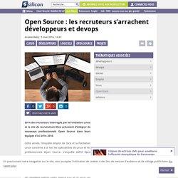 Open Source : développeurs et devops, la cible des recruteurs