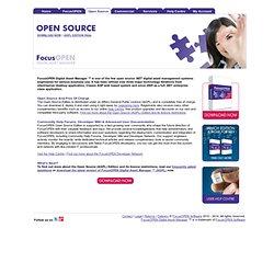 Free and Open Source ASP.NET Digital Asset Management (DAM)