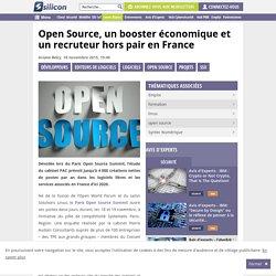 Open Source: 50000 emplois et 4,1 milliards d'euros en France