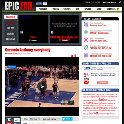 EPIC FAIL: Your Source for Epic Fail and Fail Pictures, Fail Videos, and Fail Stories