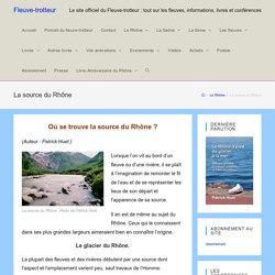 La source du Rhône