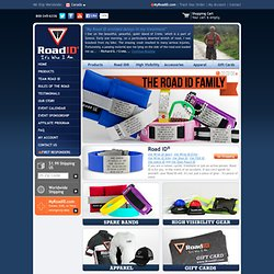 Road ID® USA's #1 Source for Runners ID, Cycling ID & Medical ID Tags