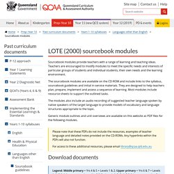 Queensland Curriculum and Assessment Authority