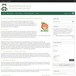 Le top 5 des sources de protéines pour les végétariens
