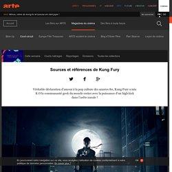 Sources et références de Kung Fury