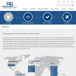 Sourcing Specialist Company