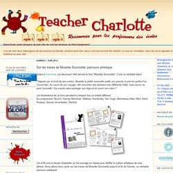 Teacher Charlotte: Sur les traces de Musette Souricette: parcours artistique