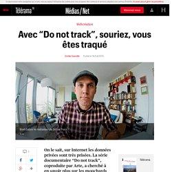 """Avec """"Do not track"""", souriez, vous êtes traqué"""