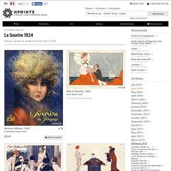 Le Sourire 1924 — Derniers ajouts