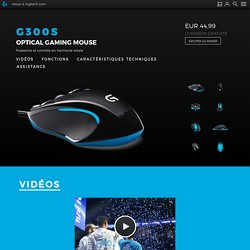 Souris G300 Optical Gaming Mouse - Logitech