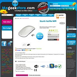 Souris tactile Wifi Heden Miao