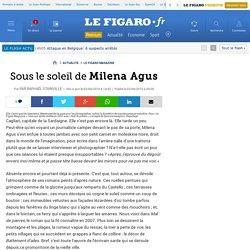 Sous le soleil de Milena Agus