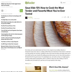 Sous-Vide 101: How to Cook the Most Tender and Flavorful Meat You've Ever Tasted