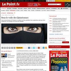 Sous le voile des Qatariennes