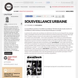 Sousveillance urbaine » Article » OWNI, Digital Journalism