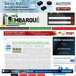 Avec le projet Muen soutenu par AdaCore, l'open source vient aux logiciels à haut niveau de sûreté – L'Embarqué