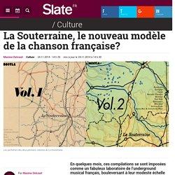 La Souterraine, le nouveau modèle de la chanson française?