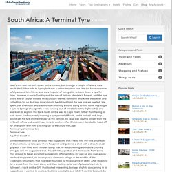 South Africa: A Terminal Tyre