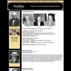 South Carolina Movie Theatre History