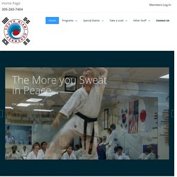 South Miami Martial Arts School - Adults and Kids