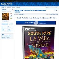 South Park: La vara de la verdad Español (MEGA)