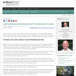 Southborough Massachusetts Community Guide