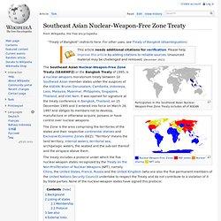 SEANWFZ Treaty
