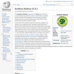 Southern Railway (U.S.)