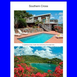 St John house rentals in the US Virgin Islands