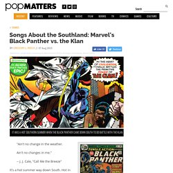 Songs About the Southland: Marvel's Black Panther vs. the Klan - PopMatters