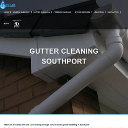 Gutter Cleaning Service Providers in Southport