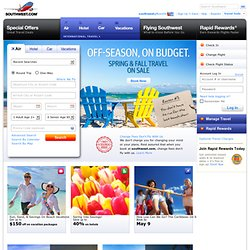 Book Flights, Airline Tickets, Airfare