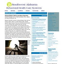 Southwest Alabama Behavioral Health Care Systems