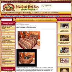 Southwestern Bedspreads - Western Comforters Sets – Mission Del Rey