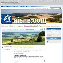 [Département de l'Aisne] - Soutien à l'agriculture