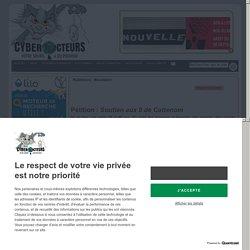 Soutien aux 9 de Cattenom pétition