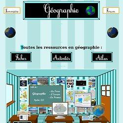Soutien scolaire - Géographie