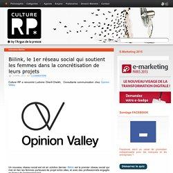Biilink, le 1er réseau social qui soutient les femmes dans la concrétisation de leurs projets